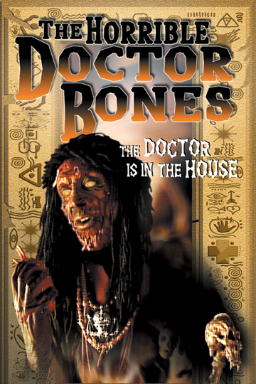 The Horrible Doctor Bones DVD