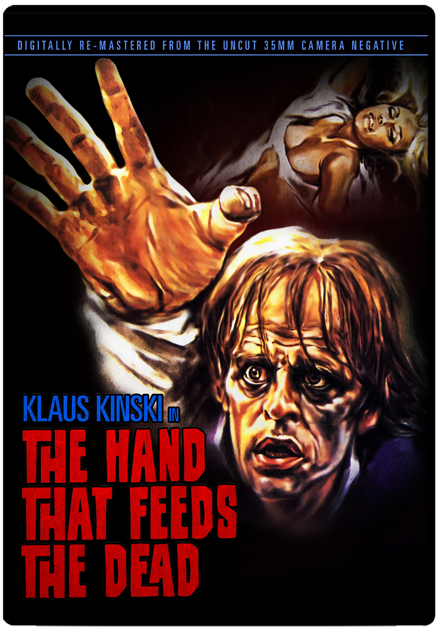 The Hand That Feeds The Dead [Remastered] DVD
