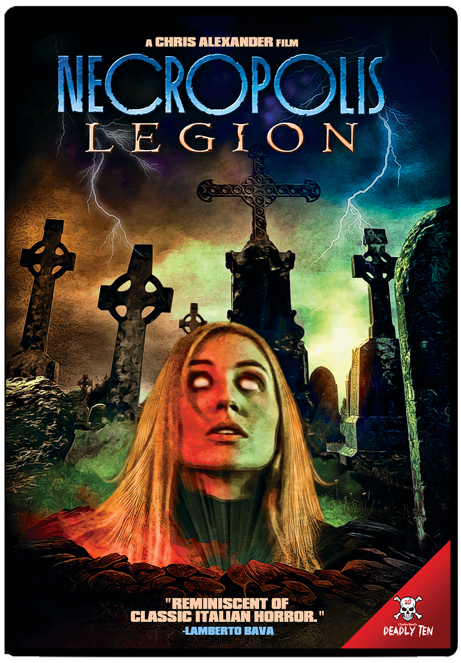 Necropolis: Legion DVD [Directors Cut]