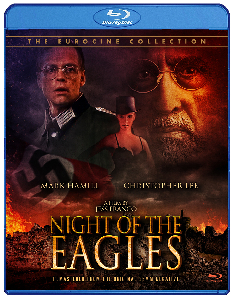 Night of the Eagles Blu-Ray