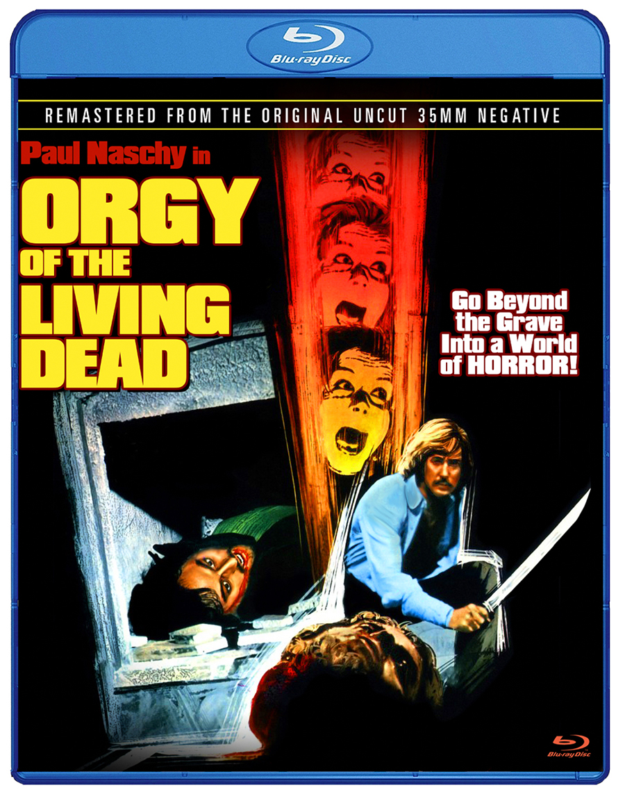 Orgy of the Living Dead Blu-ray