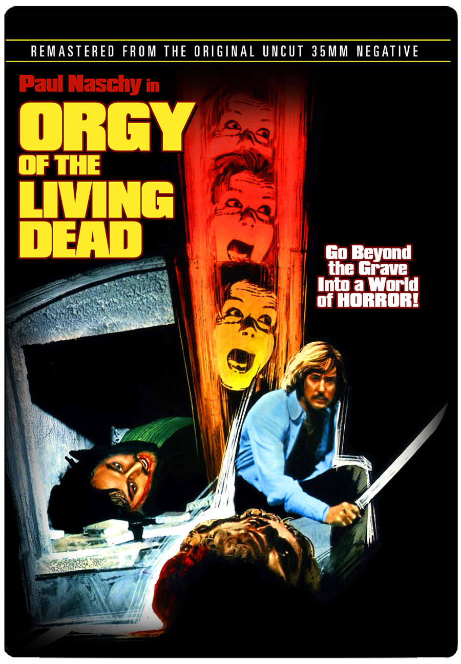 Orgy of the Living Dead [Remastered] DVD