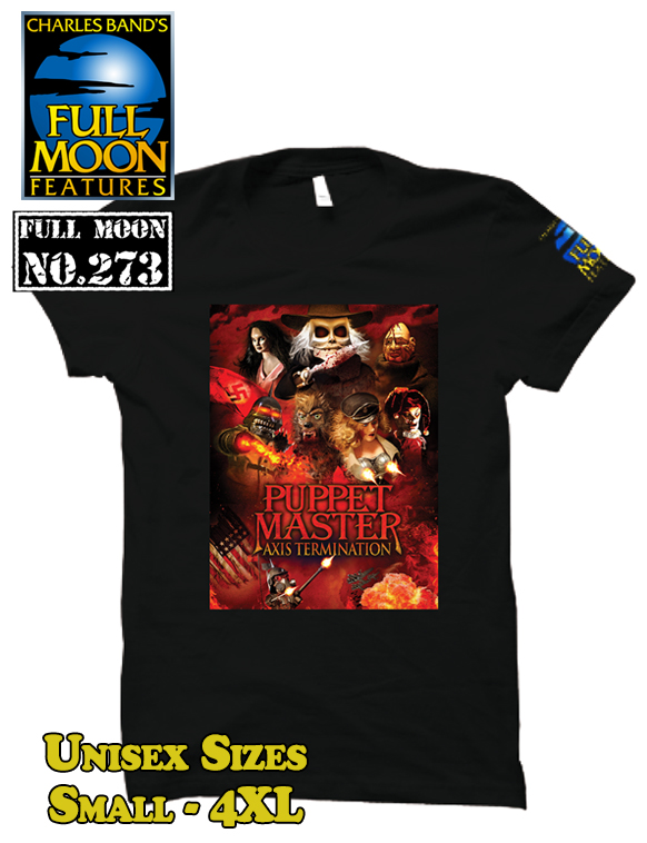 Puppet Master Axis Termination T-Shirt