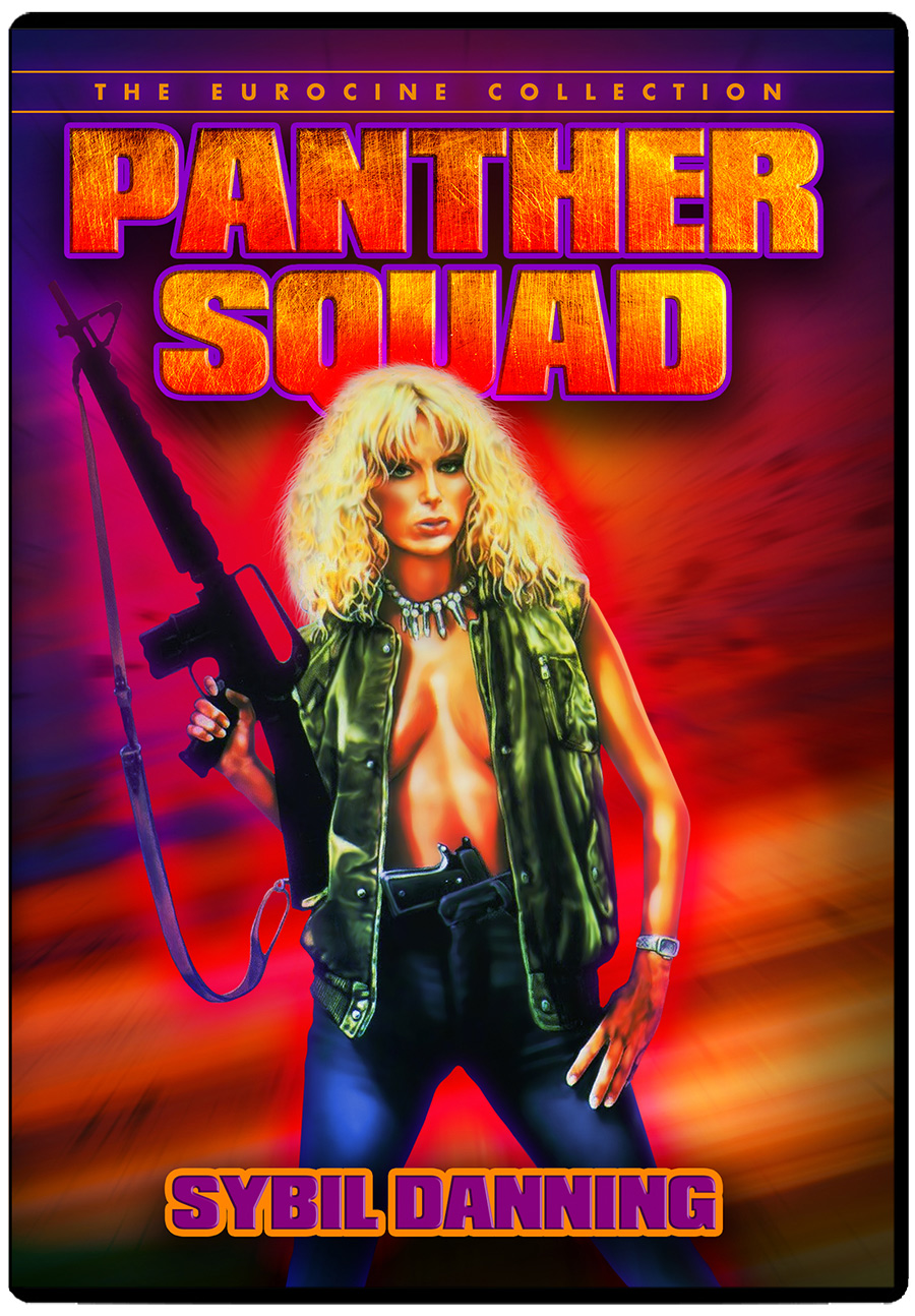 Panther Squad DVD