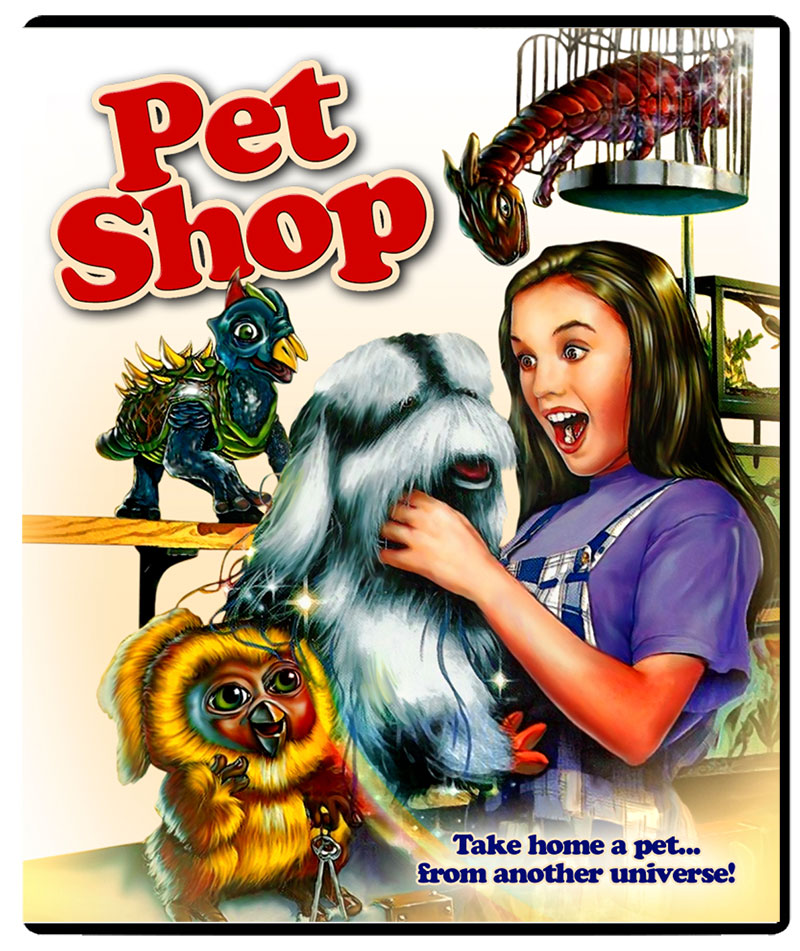 Pet Shop DVD