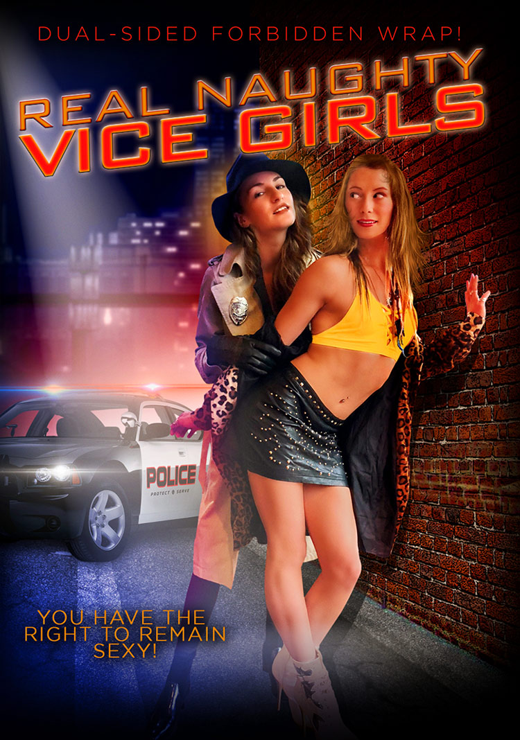 Real Naughty Vice Girls DVD