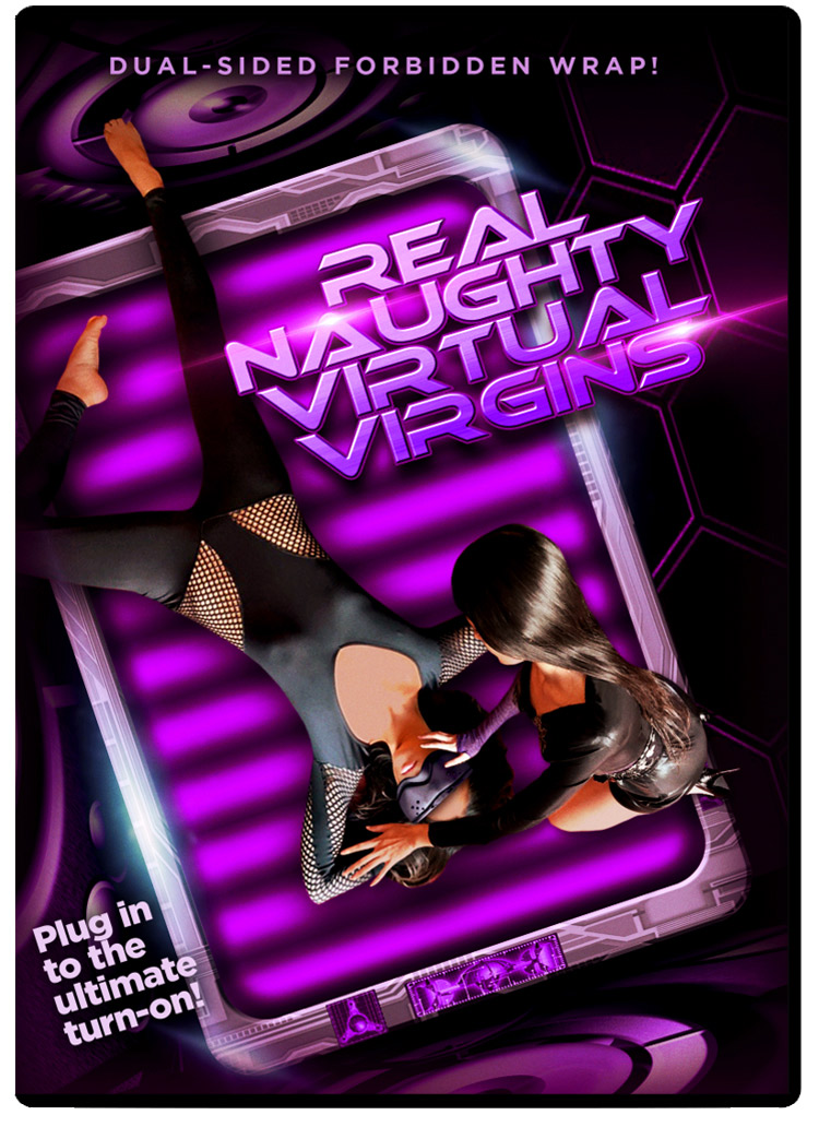 Real Naughty Virtual Virgins DVD