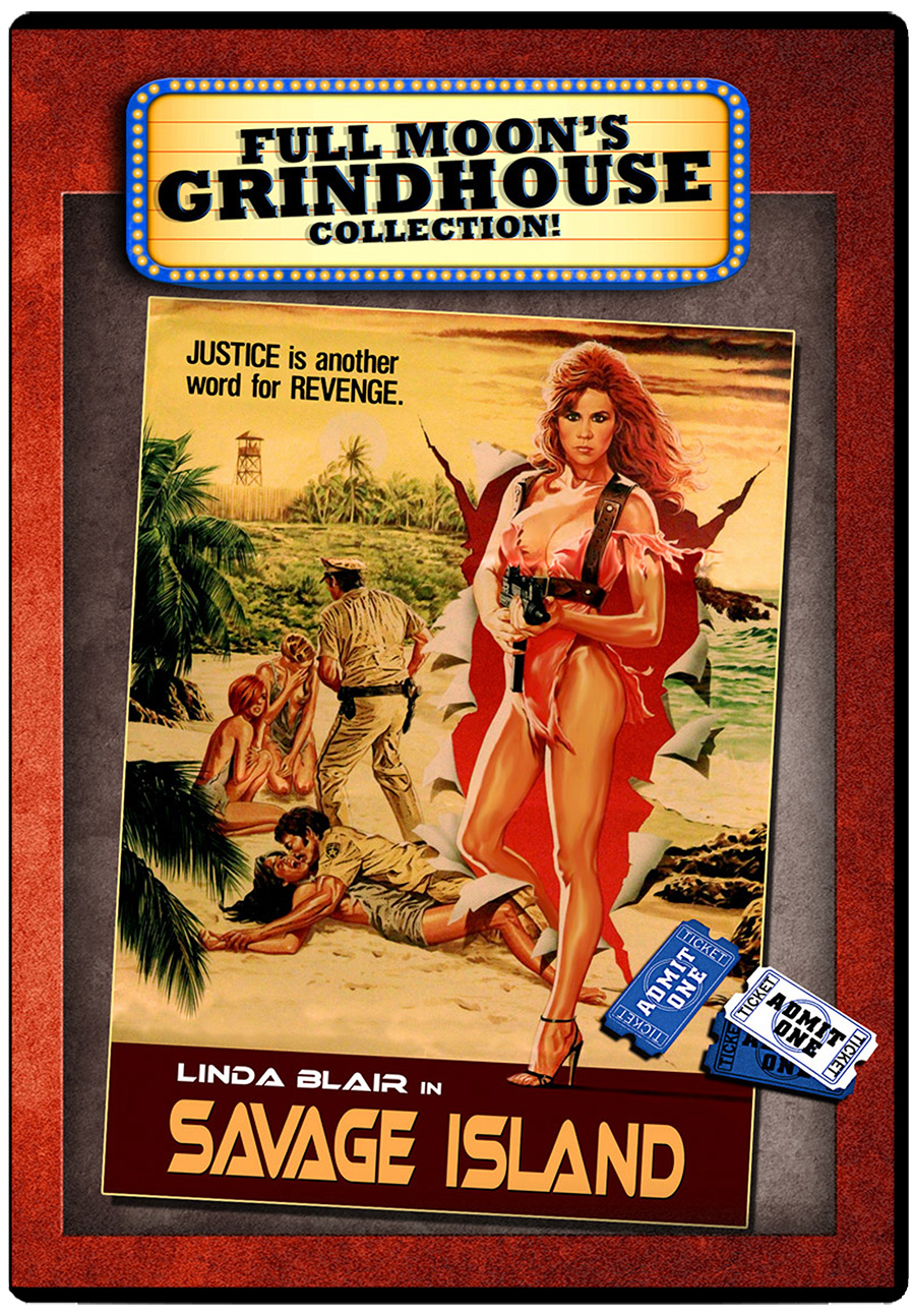 Savage Island DVD