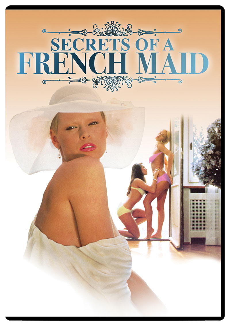 Secrets of a French Maid DVD