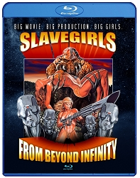 Slave Girls From Beyond Infinity Blu-ray