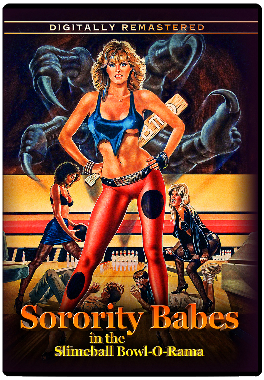 Sorority Babes In The Slimeball Bowl-O-Rama [Remastered] DVD