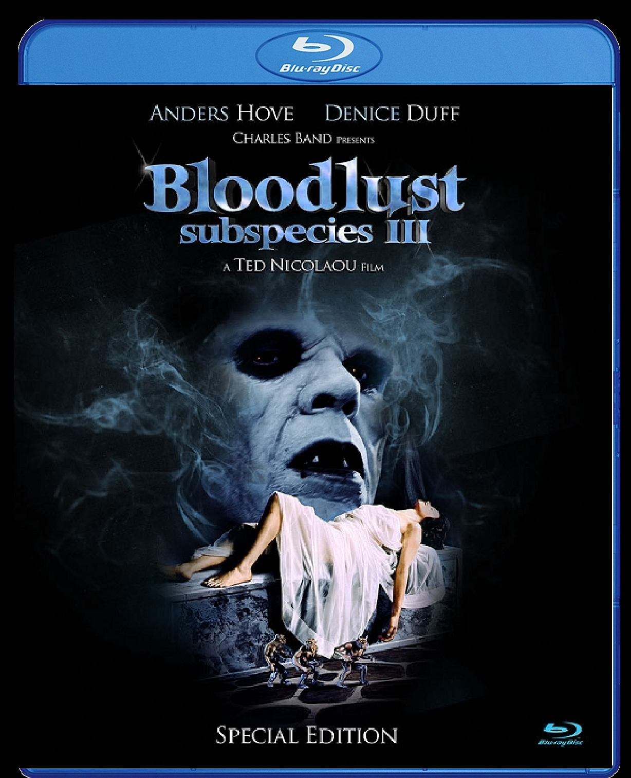 Subspecies III: Bloodlust Blu-ray