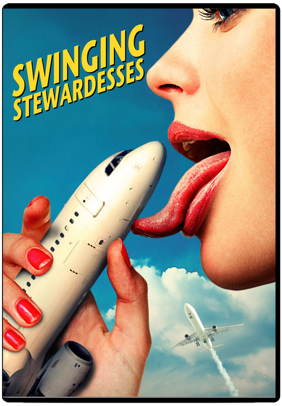 Swinging Stewardesses DVD