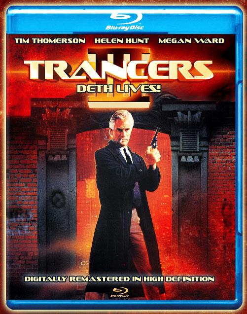 Trancers III: Deth Lives! Blu-ray