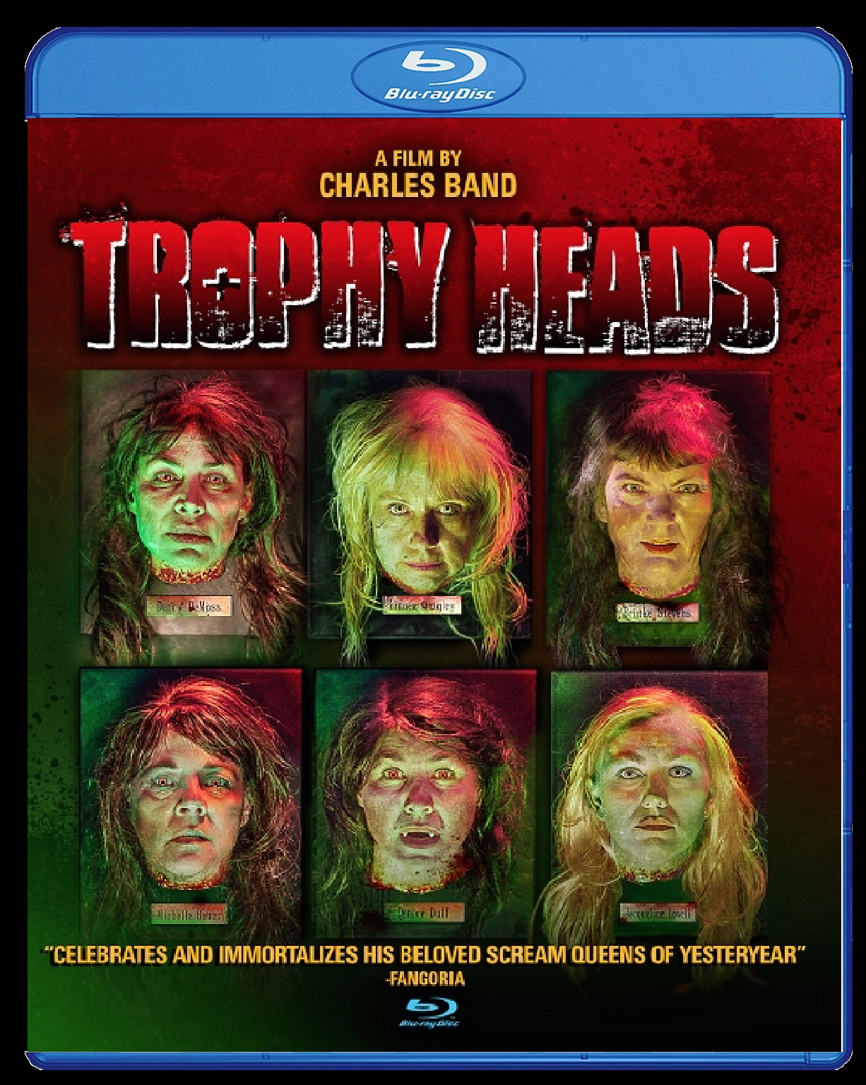 Trophy Heads Blu-ray