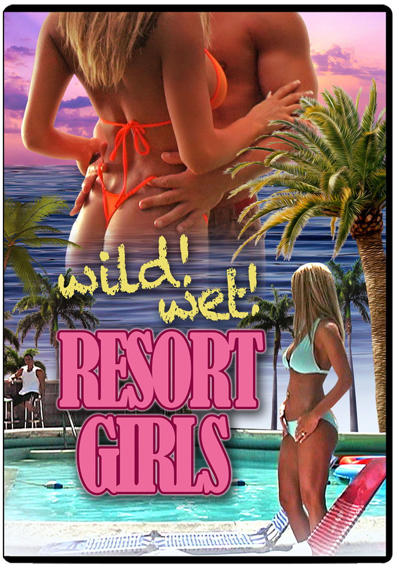 Wild Wet Resort Girls DVD
