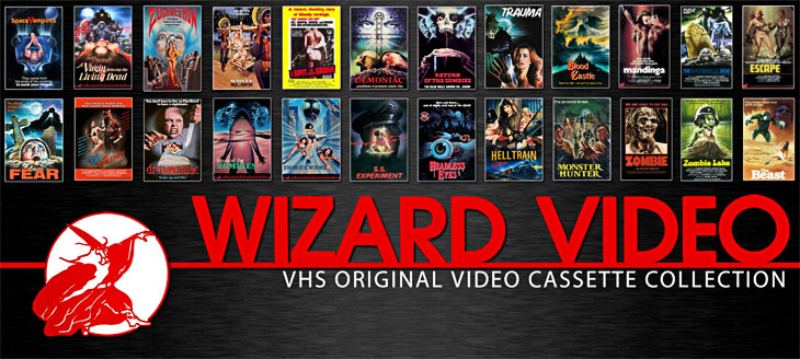 Wizard Video VHS