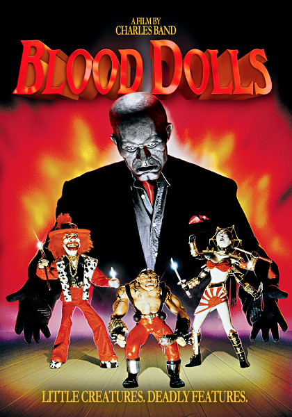 Blood Dolls DVD