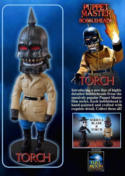 Torch Bobblehead