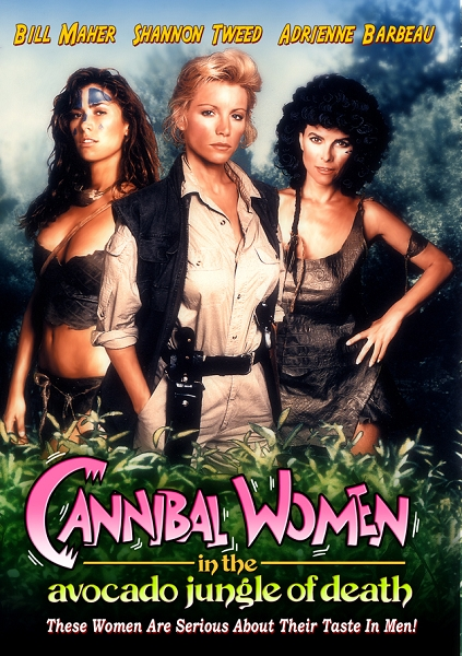 Cannibal Women in the Avocado Jungle of Death DVD