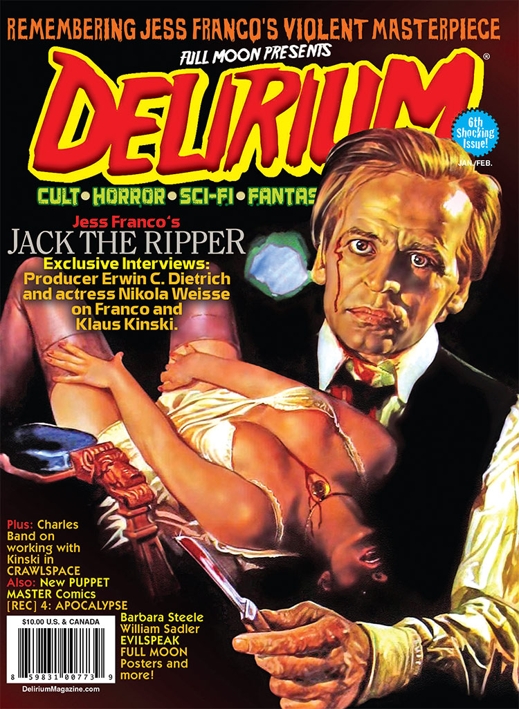Delirium Magazine Issue #6