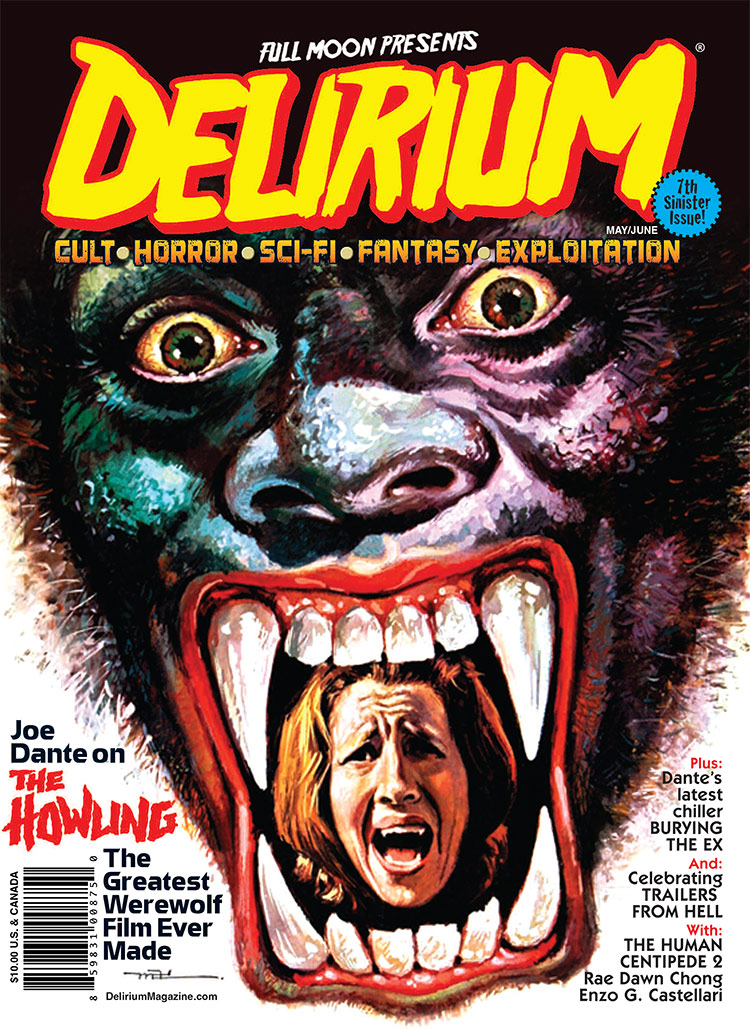 Delirium Magazine Issue #7