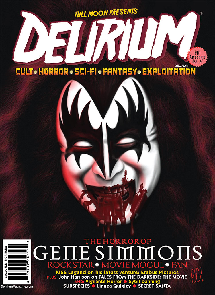 Delirium Magazine Issue #9