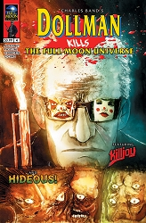 Dollman Kills The Full Moon Universe #4 (Ben Templesmith cover)