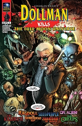 Dollman Kills The Full Moon Universe #5 (Jason Strutz cover)