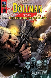 Dollman Kills The Full Moon Universe #6 (Jason Strutz cover)