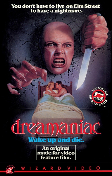Wizard Video: Dreamaniac (Big Box VHS)