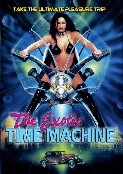 The Exotic Time Machine DVD