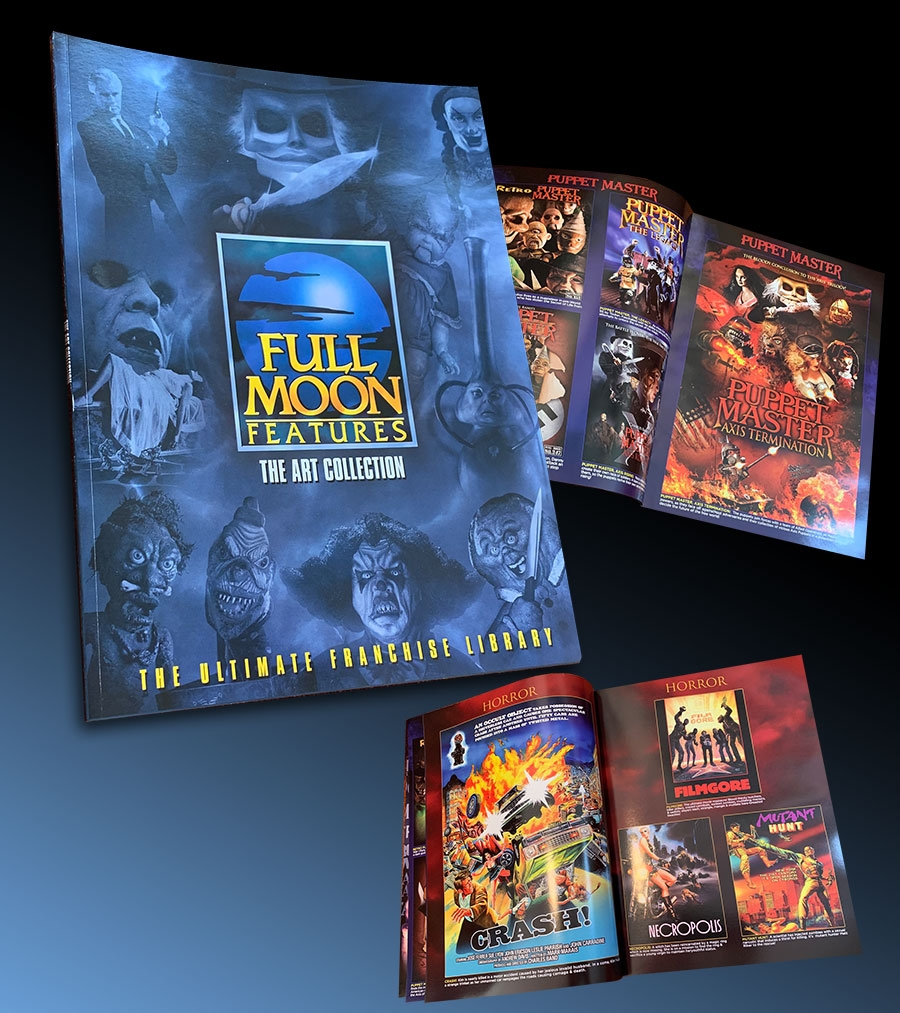 Full Moon Features: The Art Collection (International Customers)