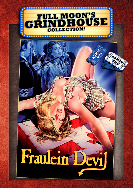 Fraulein Devil DVD