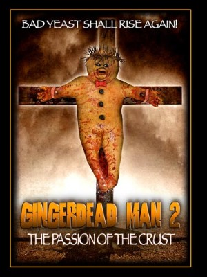Gingerdead Man 2- The Passion of the Crust (Cross Cover) DVD