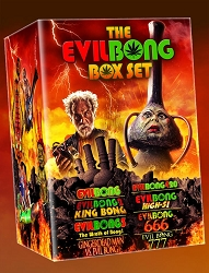 Evil Bong 8 DVD Box Set