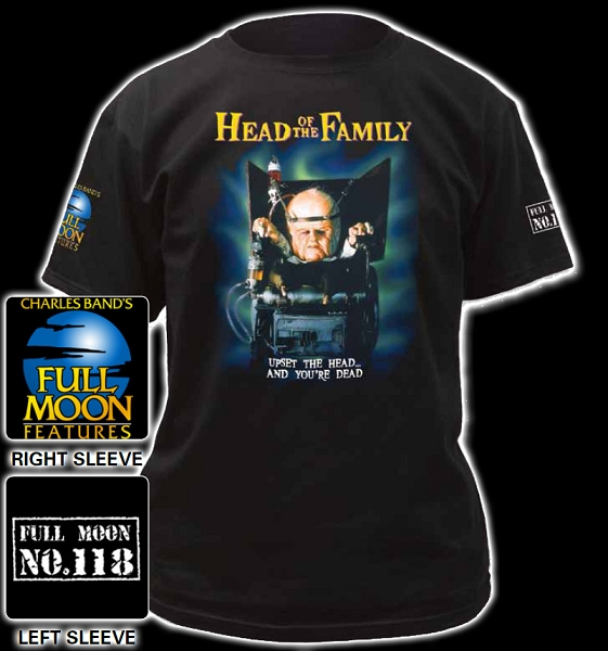 Head of the Family T-Shirt