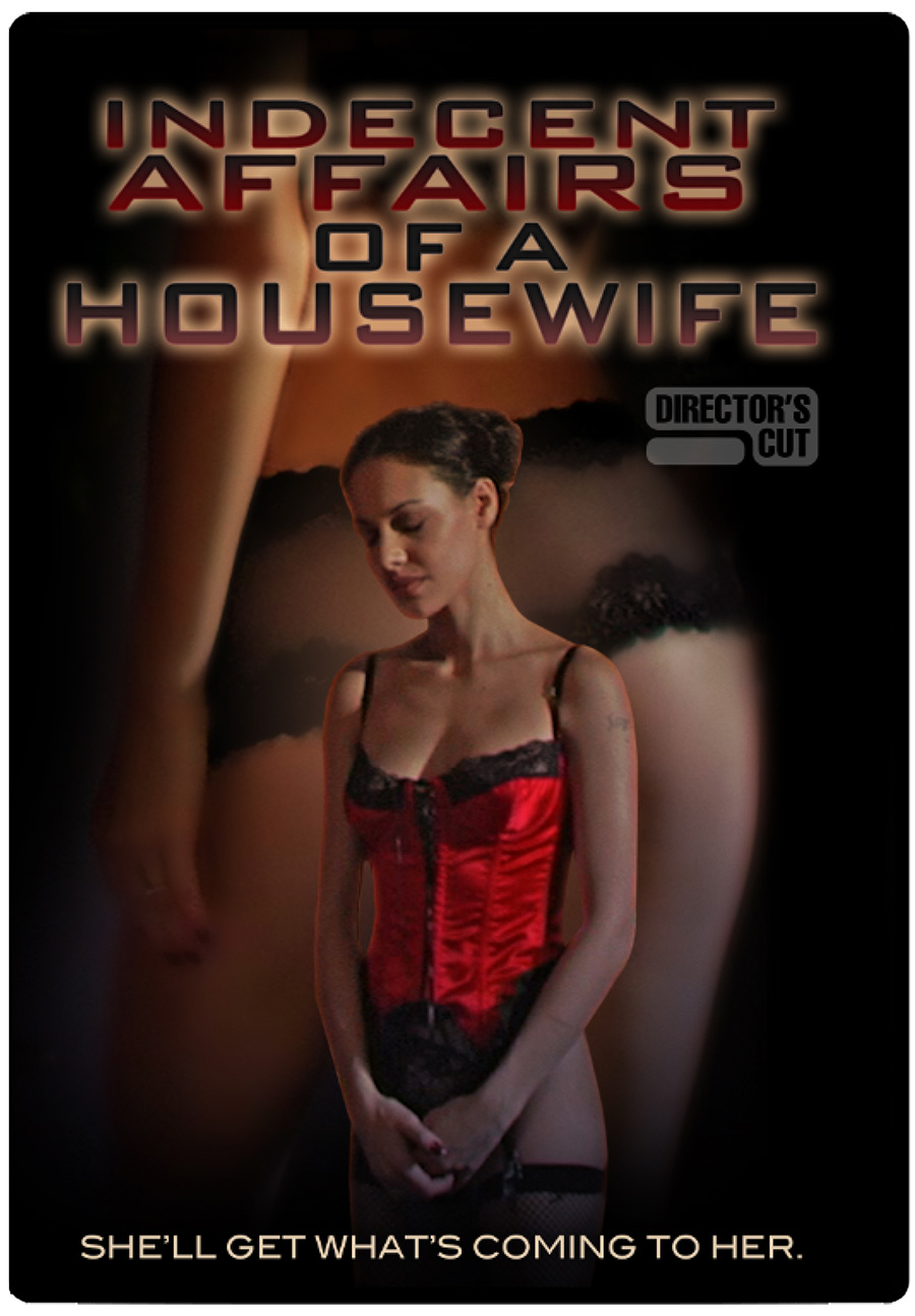Indecent Affairs of a Housewife DVD (Director's Cut)