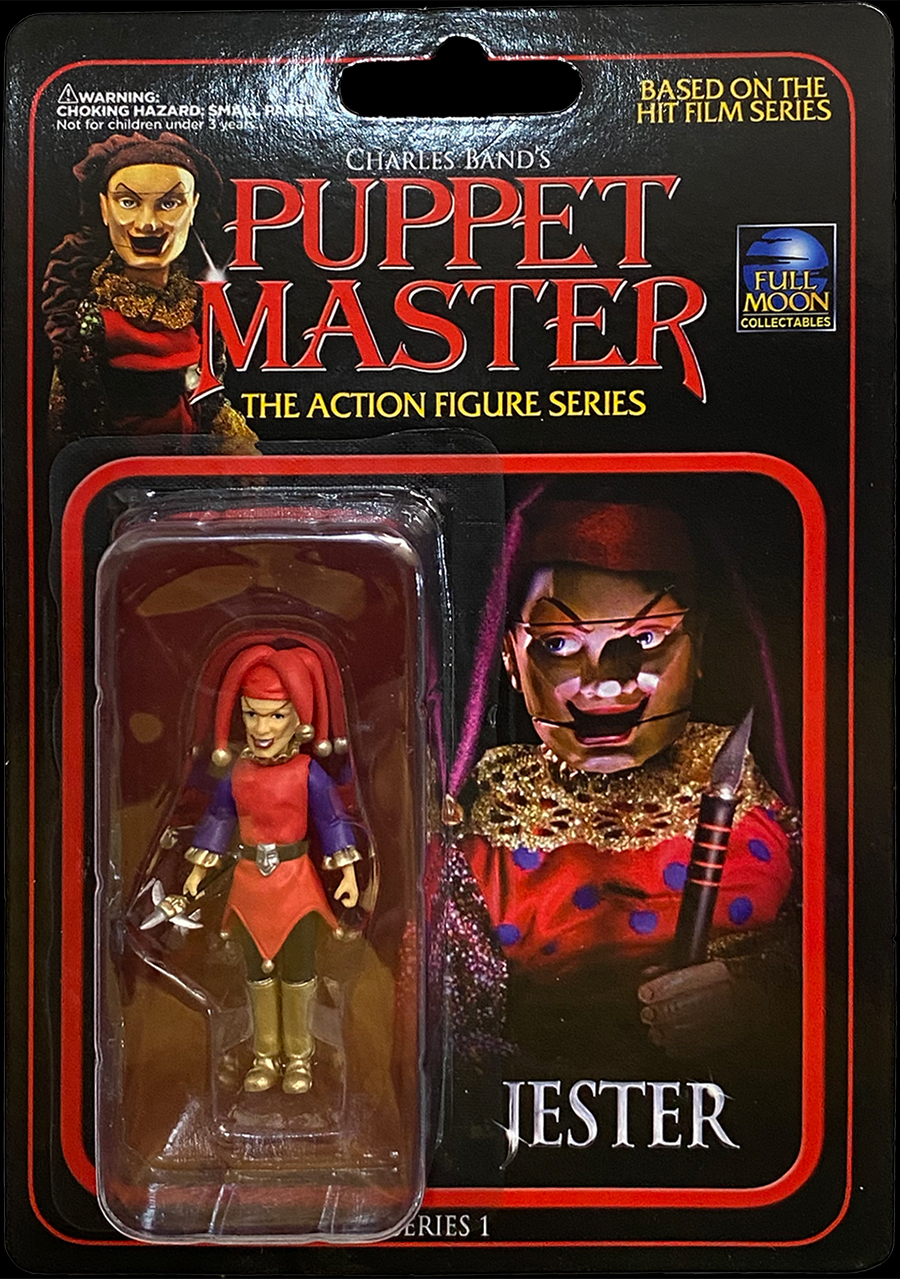 Jester Action Figure