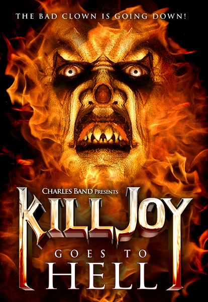 Killjoy 4: Killjoy Goes to Hell DVD