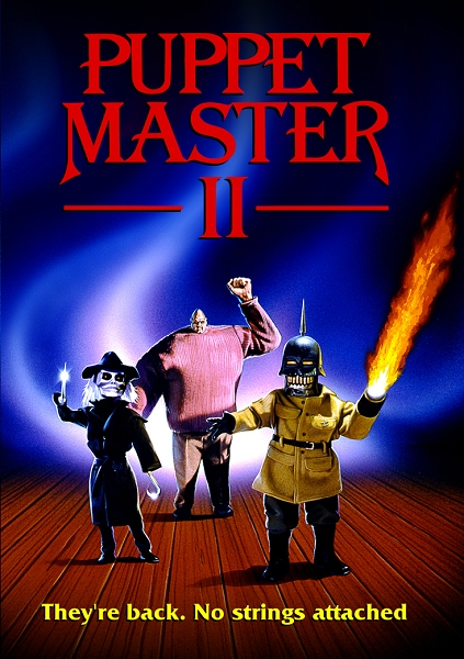 Puppet Master II: They're Back, No Strings Attached DVD [Remastered]