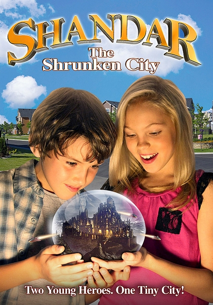 Shandar: The Shrunken City DVD