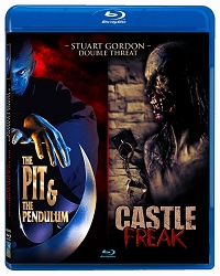 Stuart Gordon Double Threat 2 Blu-ray Set