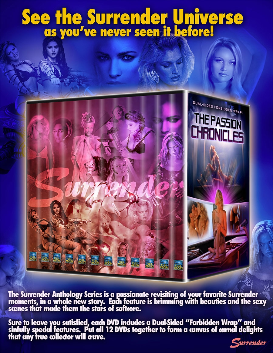 The Surrender Anthology DVD Collection (12 DVD's)