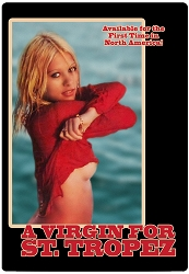 A Virgin for St Tropez DVD