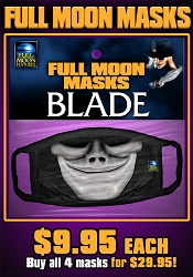 Full Moon Masks: BLADE