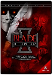 Blade: The Iron Cross DVD