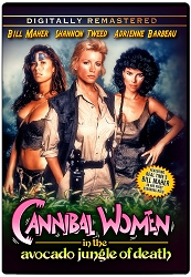 Cannibal Women in the Avocado Jungle of Death DVD [Remastered]