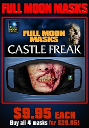 Full Moon Masks: CASTLE FREAK