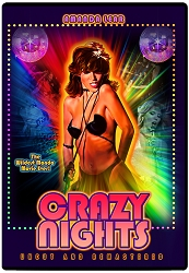 Crazy Nights DVD [Uncut/Remastered]